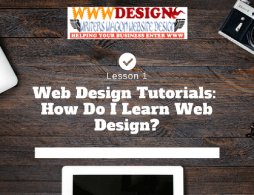 Want to learn Web Design? Does it pay you Great Dollars? Learn Now!