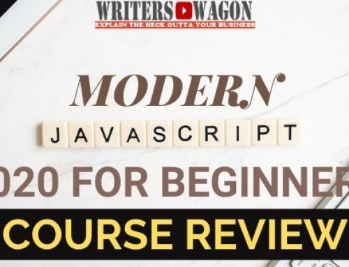 Modern Javascript for Beginners 2020 Course + Projects, Review: Penultimate Javascript Tutorial for Beginners available Anywhere!