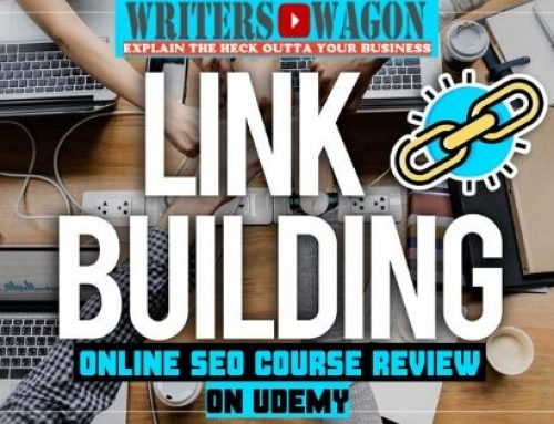 Online Course for SEO: The Complete Link Building – Backlink Building 2020 Course Review