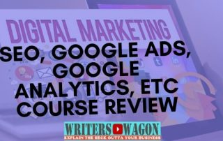 digital marketing course review