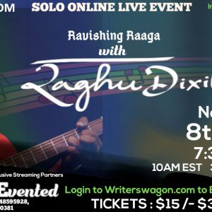 ravishing raaga with raghu dixit
